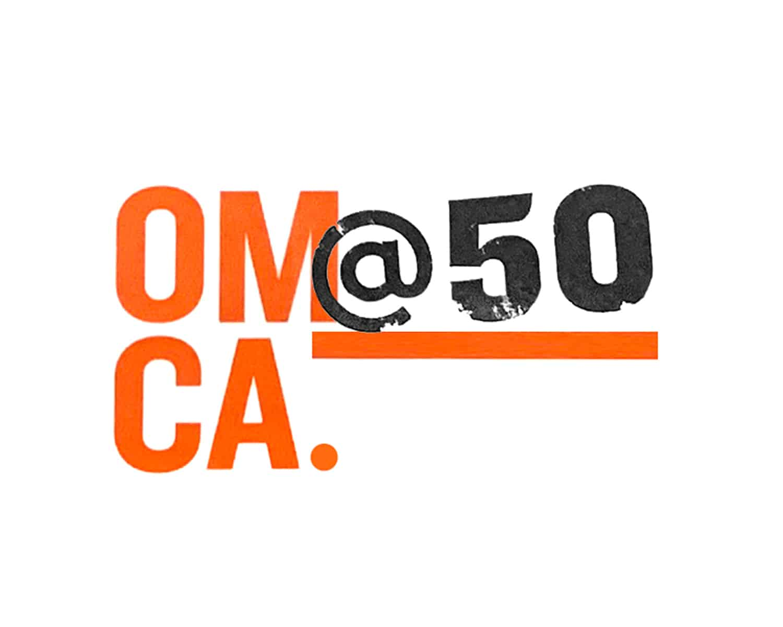 ONE by ONE Community Portrait OMCA logo
