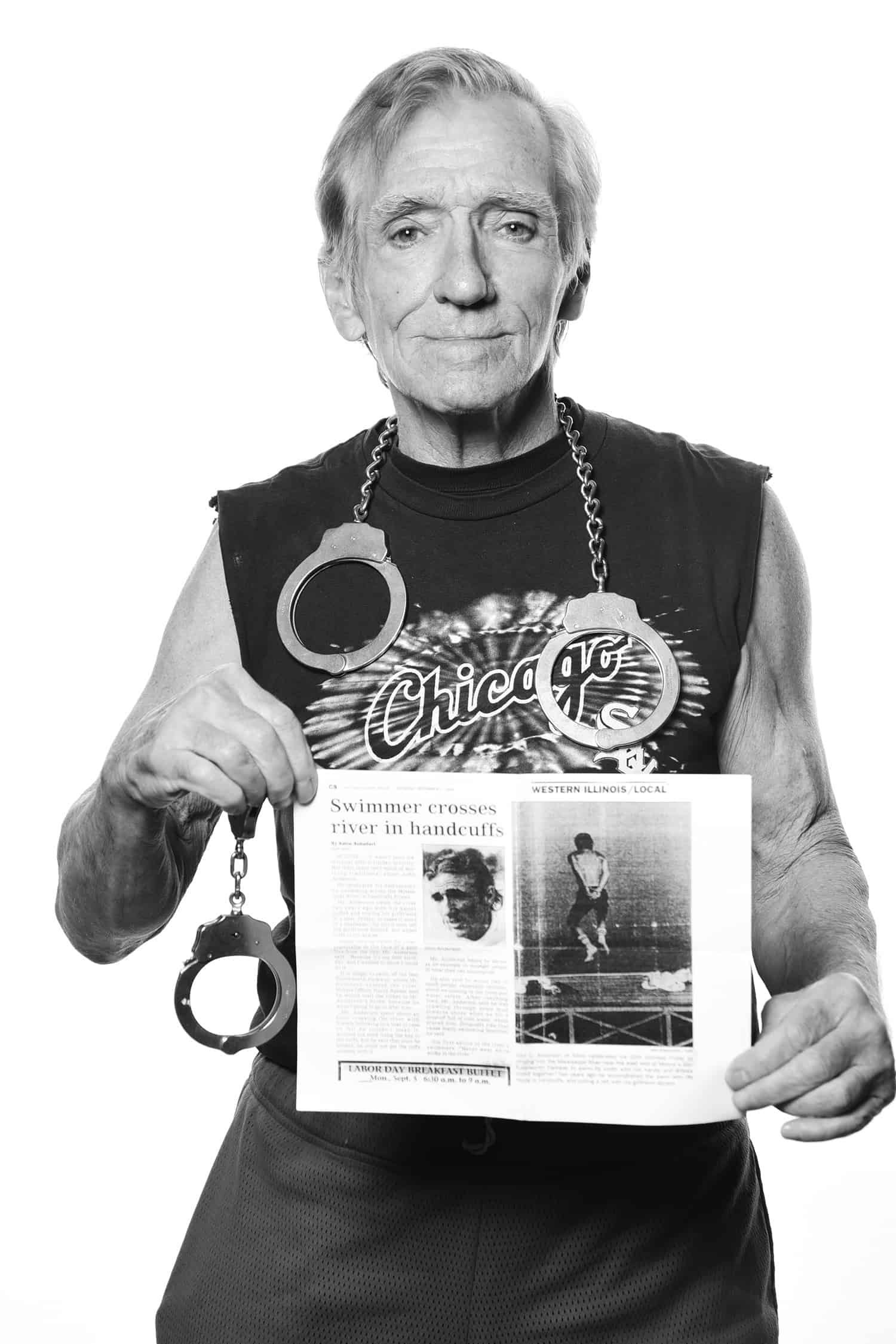 ONE by ONE Community Portrait Putnam John C. Anderson handcuffs 5